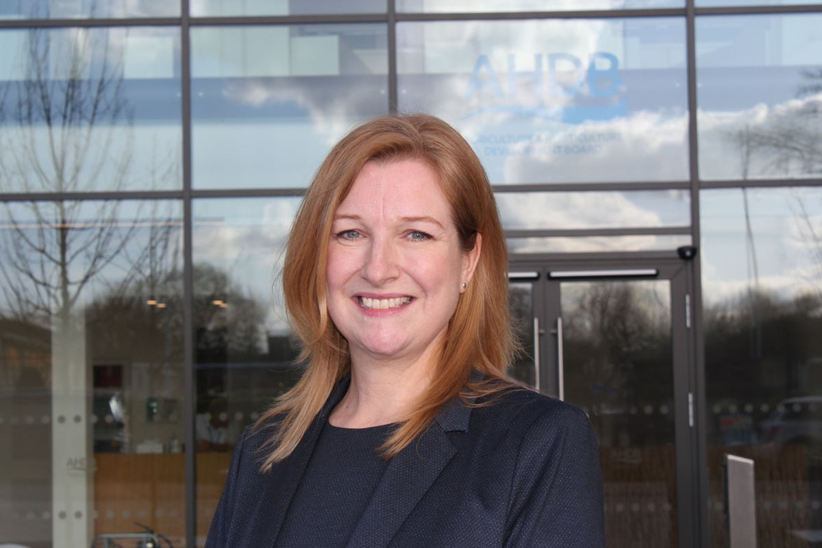 Angela Christison is AHDB Sector Strategy Director for Pork