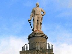 New Lord Hill statue could be created alongside Shirehall revamp
