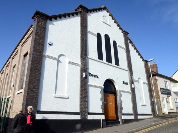 £100k windfall for town hall will mean new bar and community room