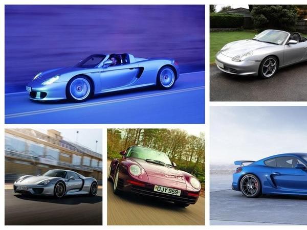 The five best Porsches that aren't 911s