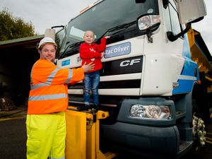 One of the gritters will continue to be named after Broseley youngster Zac Oliver