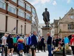 Council leader says Clive statue should remain in place