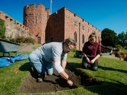 Archaeologists dig deeper into history as second Shrewsbury Castle excavation starts