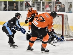 Telford Tigers fend off Solway Sharks