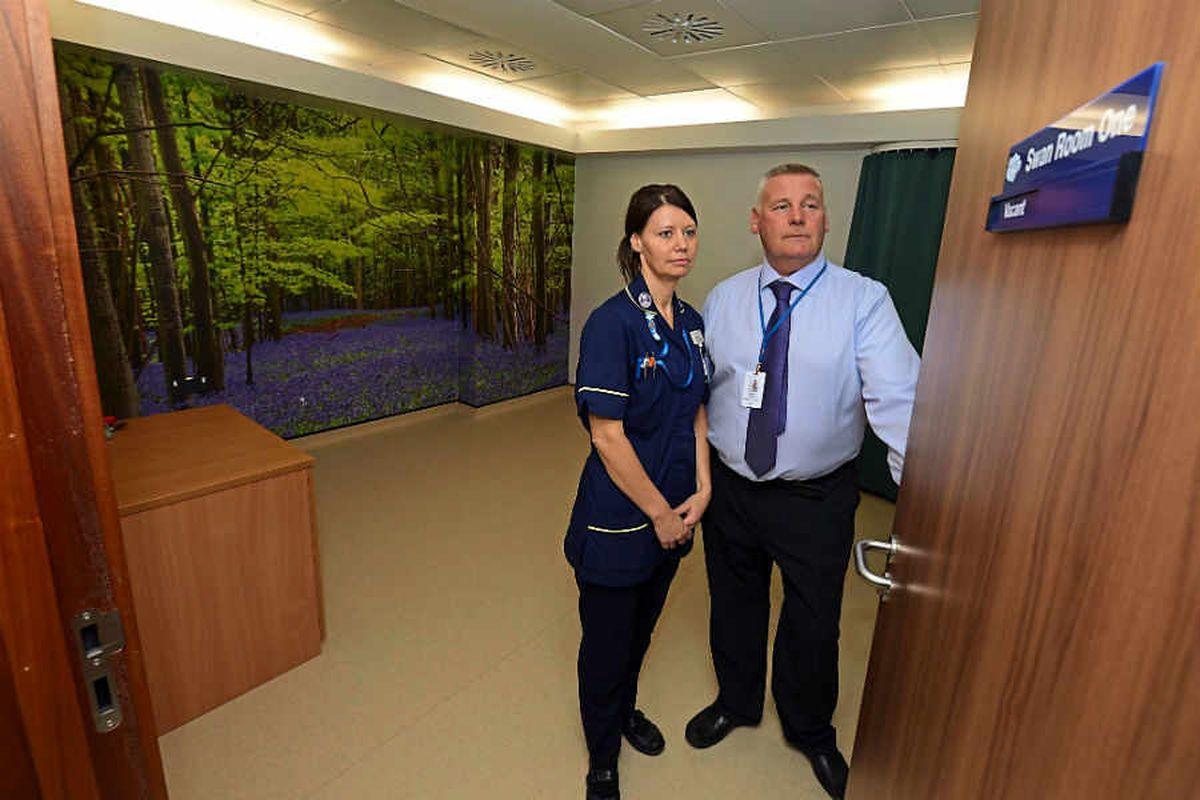 'Dignity in death' at revamped Royal Shrewsbury Hospital mortuary