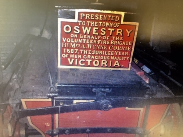 Victorian fire pump could be moved to Oswestry ironworks centre