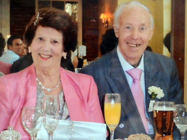 'She is gorgeous': Couple who met on Wrekin celebrates 65 years of marriage