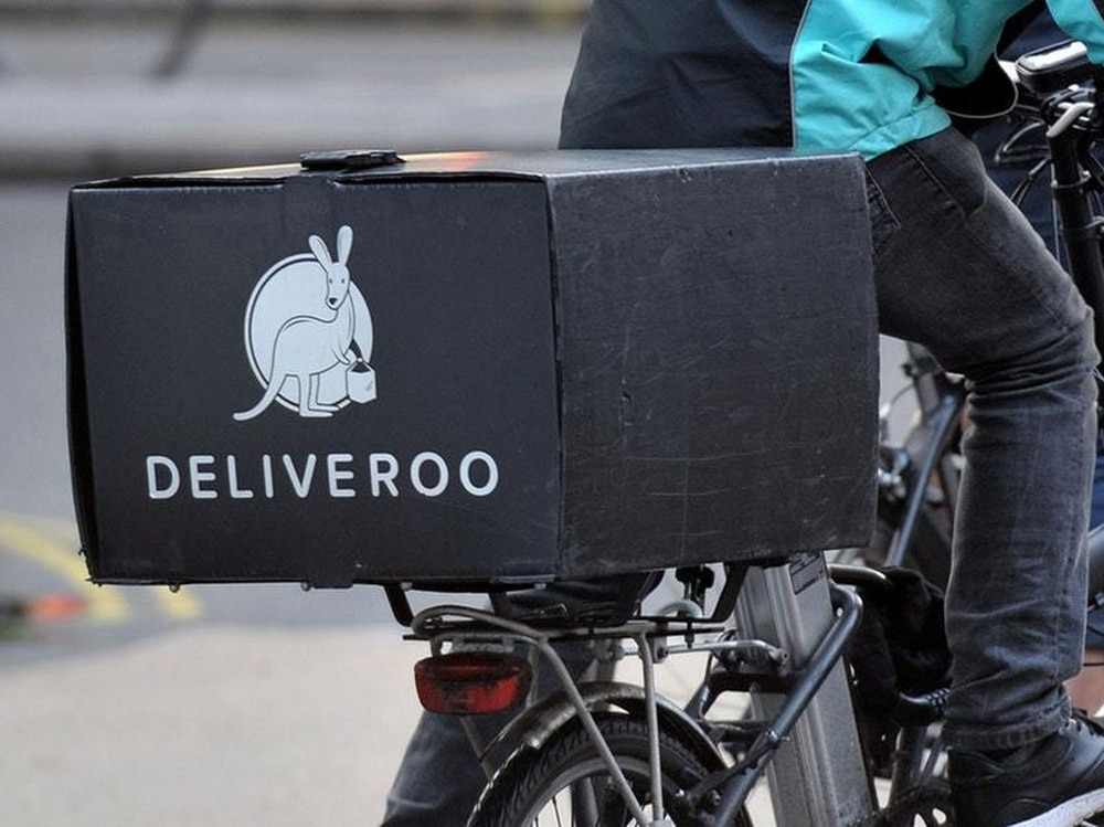 Deliveroo to give employees shares in the company