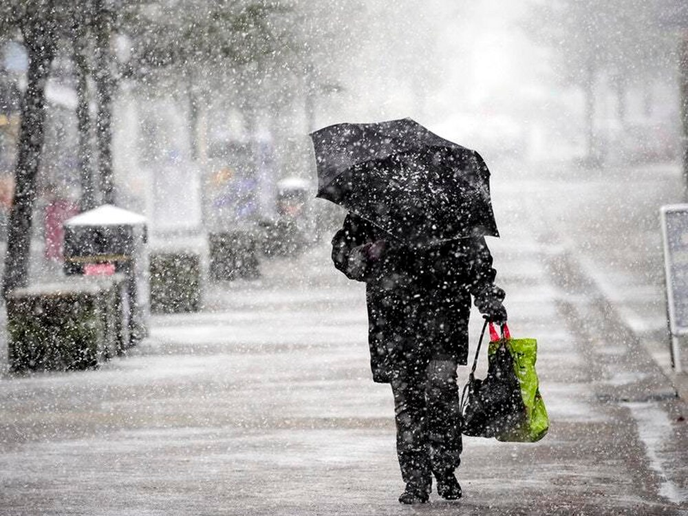 'Damaging' winds and snow and ice warnings for Wales