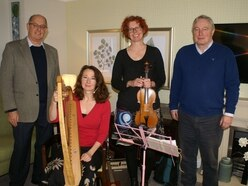 Music is pure therapy for Shrewsbury care home residents