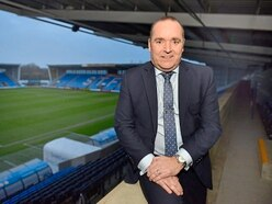 Shrewsbury Town chief Brian Caldwell: Playing on is a risk