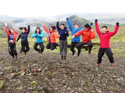 We've all gone to Iceland! Shropshire students' trip with a difference