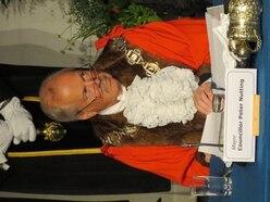 New mayor is sworn in in Shrewsbury
