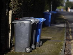 Bin day changes for Telford