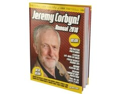 You can now buy a Jeremy Corbyn annual packed full of 'Jezza-pleasure'