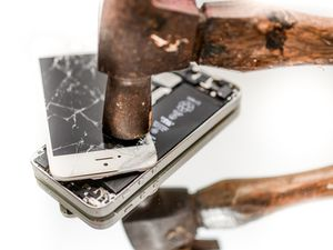 Mobile phones can be so irritating