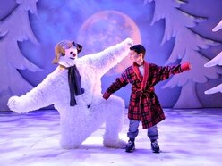 Young cancer survivor meets cast of The Snowman after missing two Christmases