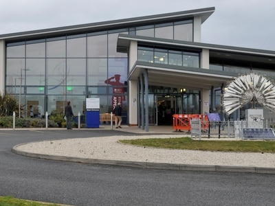 Shropshire orthopaedic hospital restricts all visiting until further notice