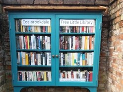 New chapter as Telford community sets up its own little library