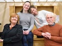 An emotive memory play is being worked into life