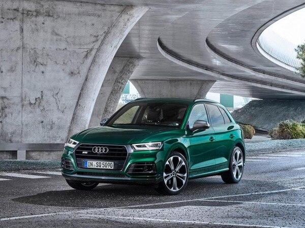 Audi SQ5 returns with diesel power