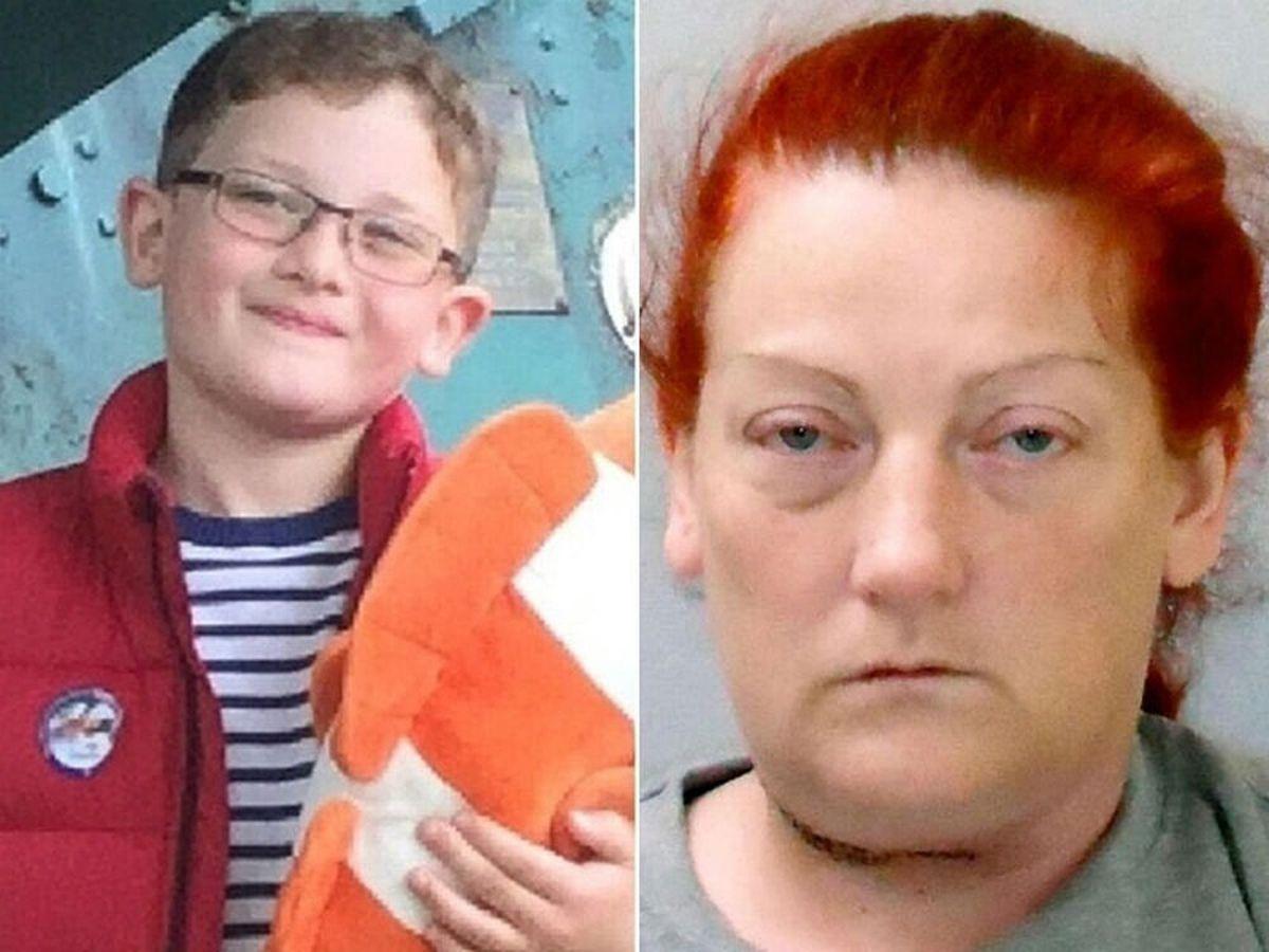 Lesley Speed murdered her son Archie Spriggs