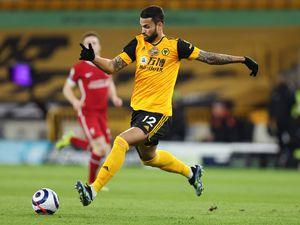 Willian Jose of Wolverhampton Wanderers.