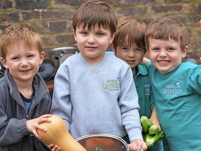 Bridgnorth children have a 'souper' idea