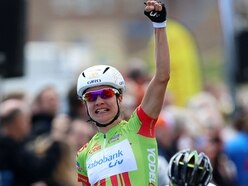 Top women cyclists in Wales