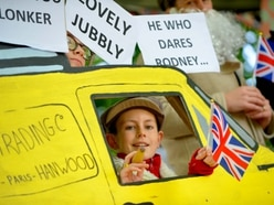 Sun shines as Shrewsbury Carnival attracts thousands