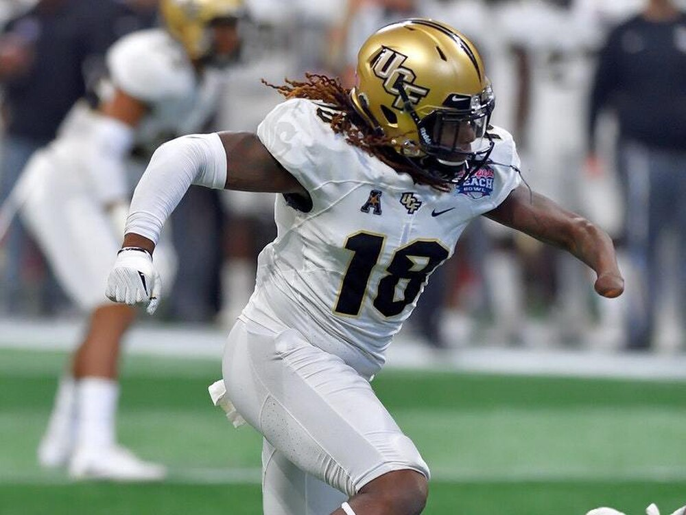 Shaquem Griffin Becomes First One Handed Player Drafted In Nfl