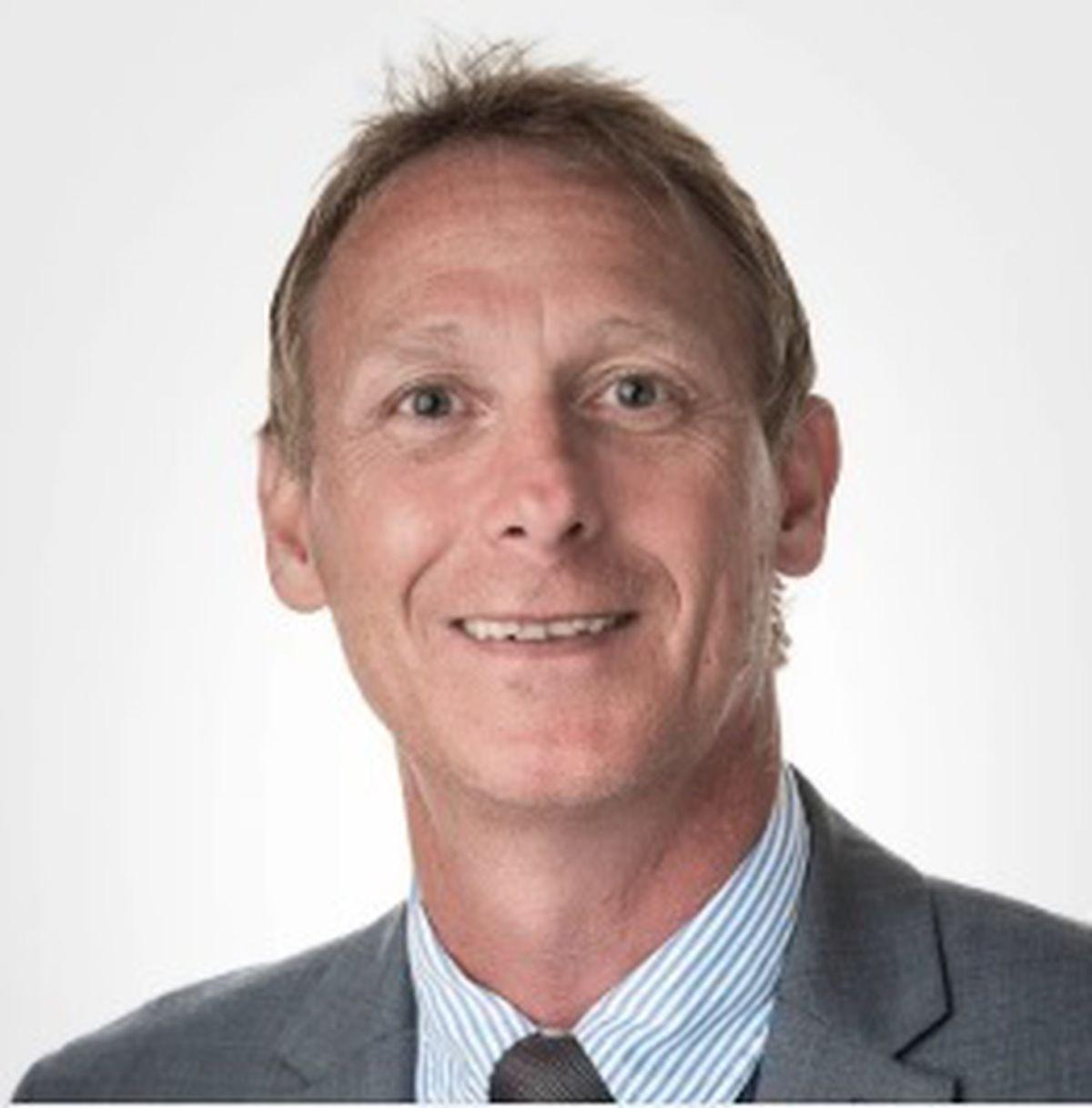 Ian Halstead of Powys County Council's internal auditors SWAP