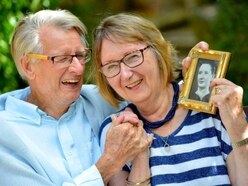 WATCH: Adopted Aussie meets half-sister in Shropshire for first time aged 82