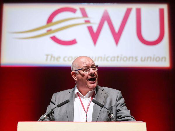Communication Workers Union annual conference