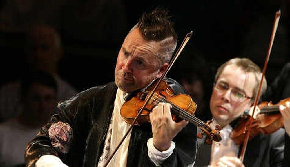 Nigel Kennedy returns to play Vivaldi | Shropshire Star