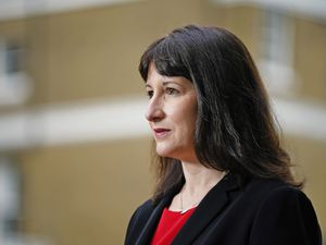 Shadow chancellor Rachel Reeves