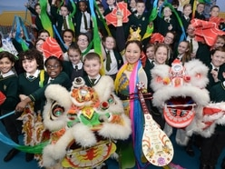 Dragons and dance routines prepared for Telford Chinese New Year celebrations