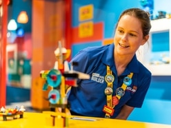 Youngsters to mark National LEGO Day in special event