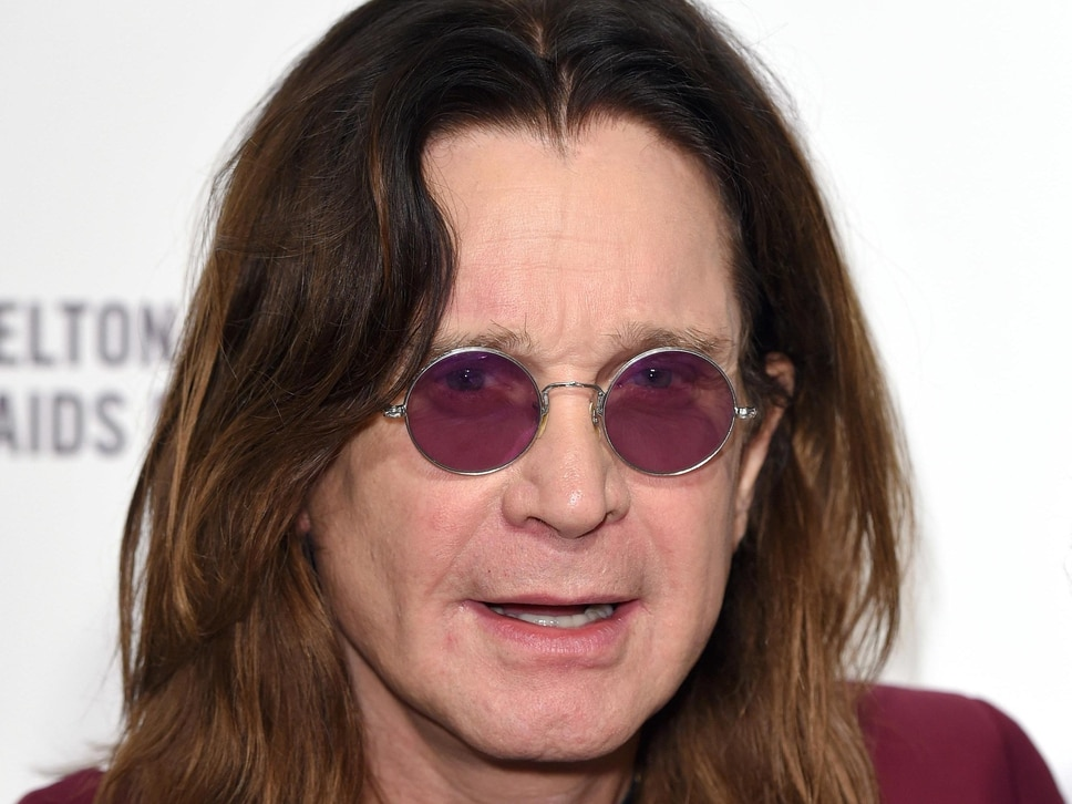 Ozzy Osbourne recovering at home after health scare