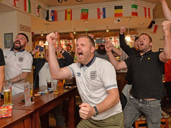 The Euros football tournament has helped trade at Marston's pubs