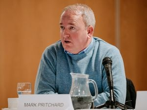 Mark Pritchard is The Conservative MP for The Wrekin