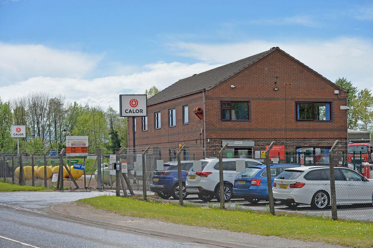 Budget Gas Ltd on Halesfield 21, Telford