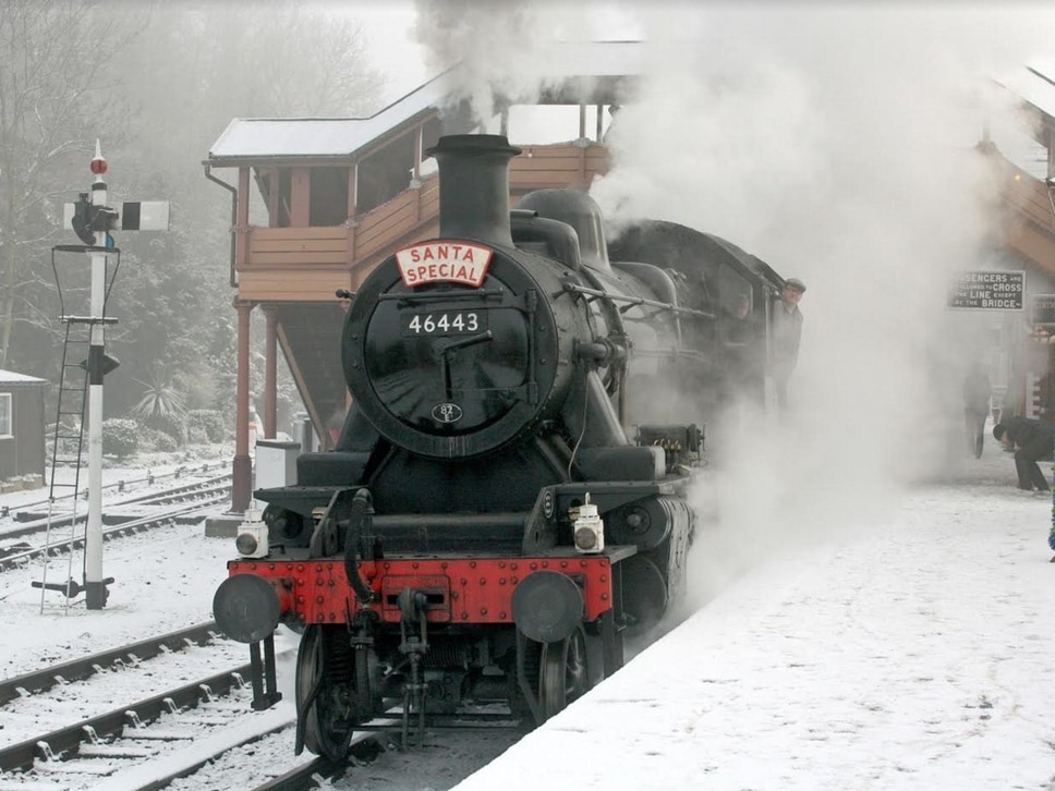 Severn Valley Railway on track for a festive spectacular