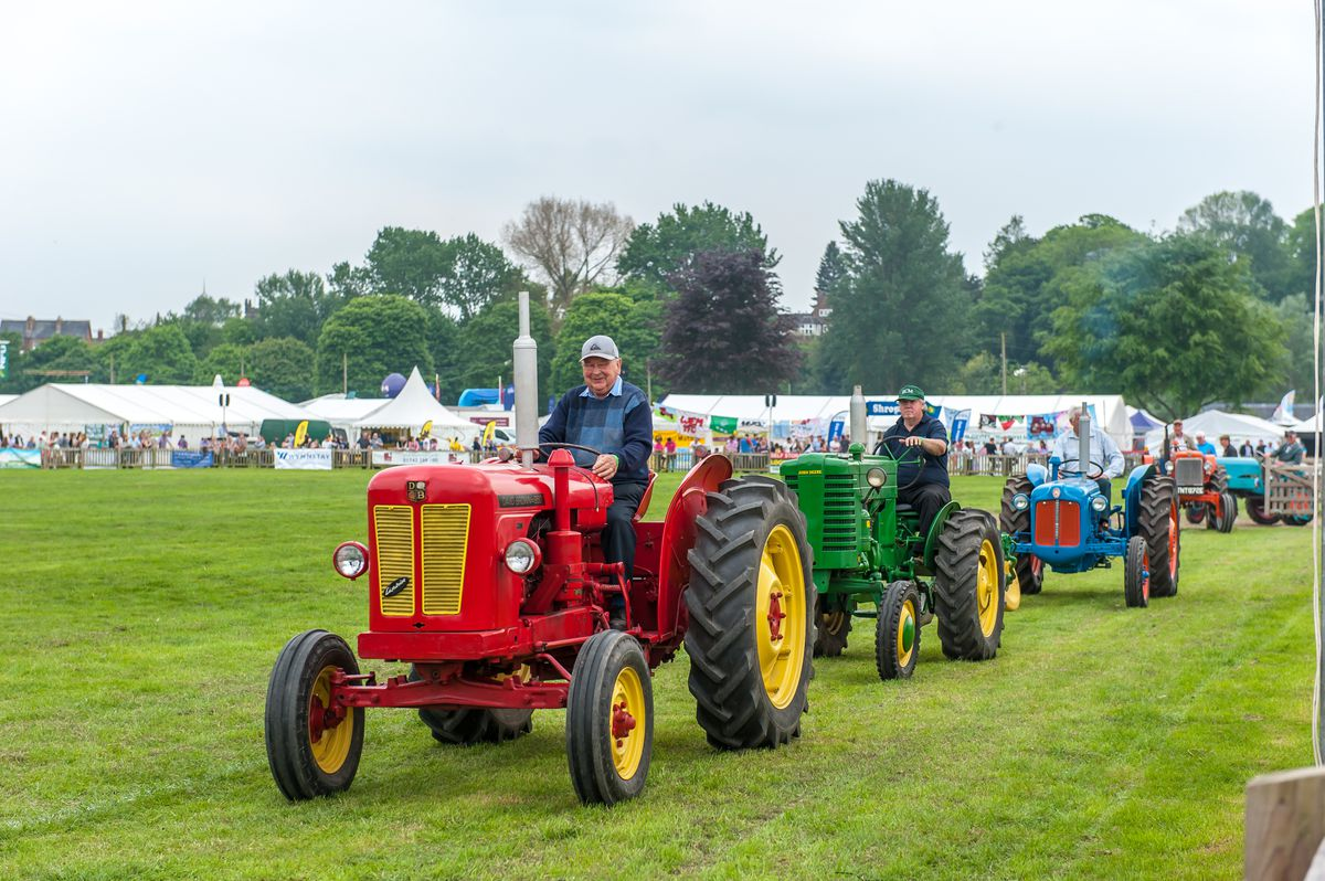 Shropshire County Show will return in July