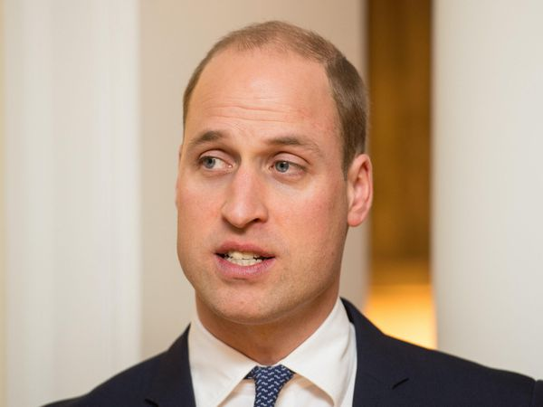The Duke of Cambridge takes part in the Tusk Conservation Awards. Dominic Lipinski/PA Wire
