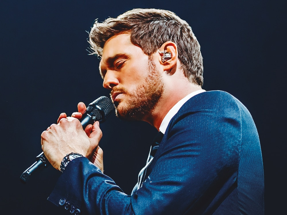 Michael Bublé to play Birmingham | Shropshire Star Michael Buble Havent Met You Yet