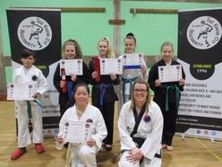 Bridgnorth martial arts students' success before club closure