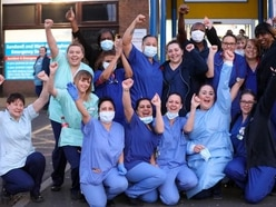 Applause for #ClapforKeyWorkers in show of support amid coronavirus lockdown
