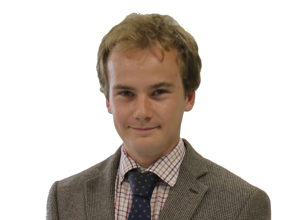 Ben Dutton of Halls