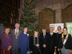 Shrewsbury Tree of Light service to go ahead later in the year